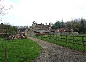Cucklington - Shanks House.