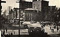 Shelton Square as seen looking southwest from the corner of Main and North Division Streets, Buffalo, New York, 1881 (from Views of Old-Time Buffalo).jpg