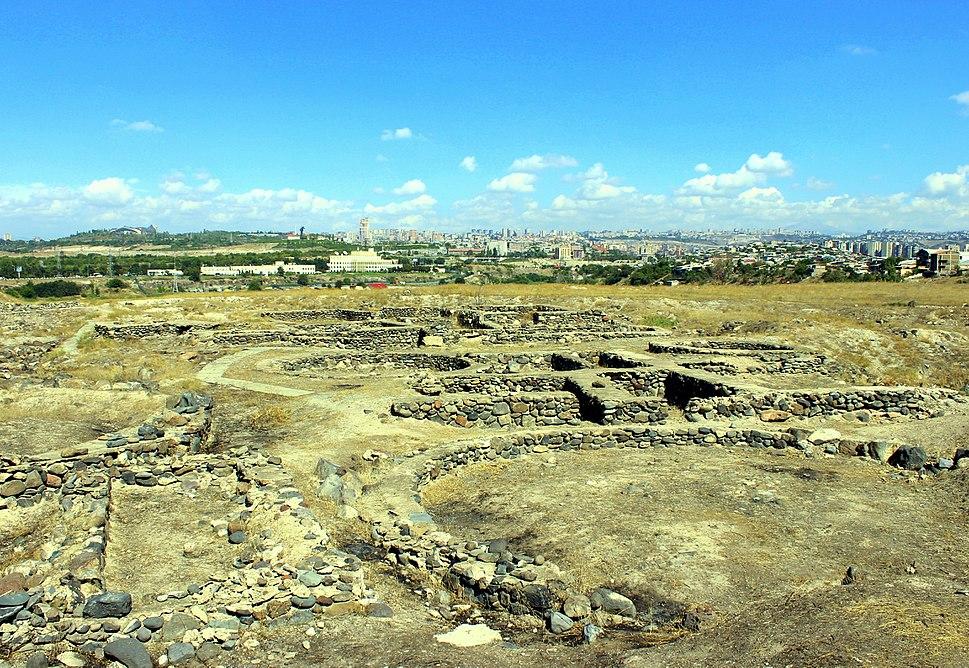 Shengavit Settlement 2