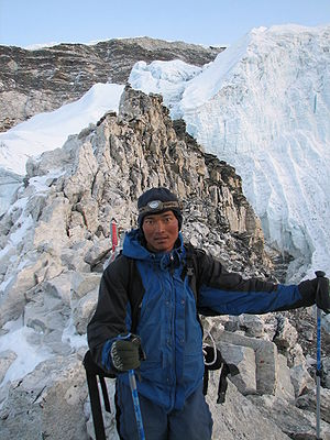 Sherpa guide
