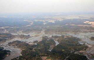 Shimōsa Plateau plateau in Chiba Prefecture, Japan