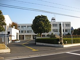 Shiga Gakuen Junior High and High School.JPG