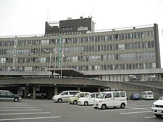 Shiki, Saitama City in Kantō, Japan