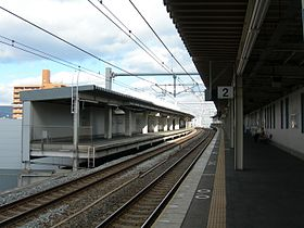 Image illustrative de l'article Gare de Shin-Nagata