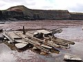 Shipwreck remains near Saltwick Nab - geograph.org.uk - 722576.jpg