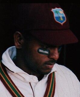Shivnarine Chanderpaul West Indian cricketer