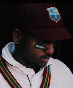 Shivnarine Chanderpaul - Chanderpaul playing for West Indies in 2006