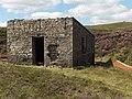 Shooting hut, Killhope Law - geograph.org.uk - 214482.jpg