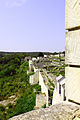 Shumen Fortress Wall.JPG
