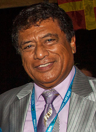 Sialeʻataongo Tuʻivakanō - Image: Sialeʻataongo Tuʻivakanō 2014