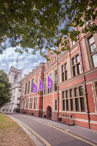Royal Institution of Chartered Surveyors - RICS Headquarters, Parliament Square, London
