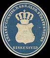 Siegelmarke Ersatz-Commission d. Gr. Oldenb. Fürstenthums Birkenfeld W0352256.jpg