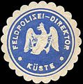 Siegelmarke Feldpolizei-Direktor-Küste W0283687.jpg