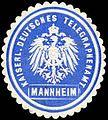 Siegelmarke Kaiserlich Deutsches Telegraphenamt Mannheim W0228872.jpg