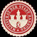 Siegelmarke Magistrat der Stadt Harburg W0212429.jpg