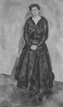 Signe Hvistendahl, 1881-1943 (Birger Simonsson) - Nationalmuseum - 16702.tif