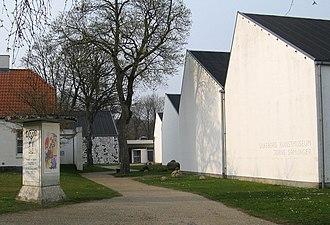 Museum Jorn, Silkeborg - Image: Silkeborg Kunstmuseum indg