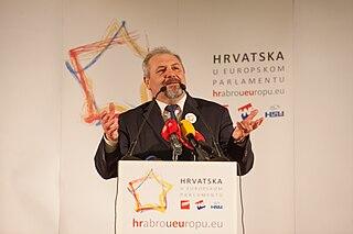 Croatian politician