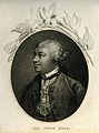 Sir John Hill. Stipple engraving after F. Cotes 1757. Wellcome V0002768.jpg