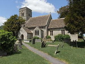 Siston - Image: Siston Church