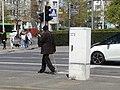 Skrzyżowanie ulic Królowej Jadwigi i Strzeleckiej przy AWF w Poznaniu - maj 2021 - 1.jpg