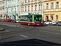 Smíchovské nádraží, SOR EBN 11 vyjíždí (03).jpg