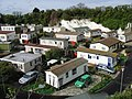 Small mobile home park at Mount Pleasant, near Minster - geograph.org.uk - 736682.jpg