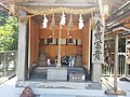 Small shrine for the White Snake God-Chikubushima-白巳大神-2.jpg