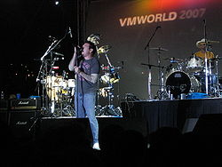 Smash Mouth live bei der VMWorld 2007