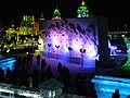 Snow and Ice World festival in Harbin, China (3237683073).jpg