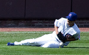 So Taguchi - Taguchi with the Chicago Cubs.