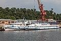 Sobol and Aleksiya in Moscow North River Port 6-jun-2014.jpg