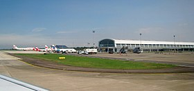 Soekarno-Hatta International Airport Terminal 3 apron.jpg
