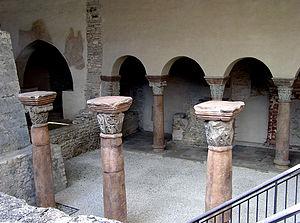 Solnhofen - The Sola-Basilica
