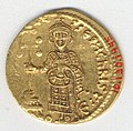 Solidus of Justinian II (685-95) MET temp101301495rev.jpg