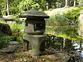 Sonnenberg Gardens and Mansion State Historic Park Japanese Garden Stone Lantern.JPG