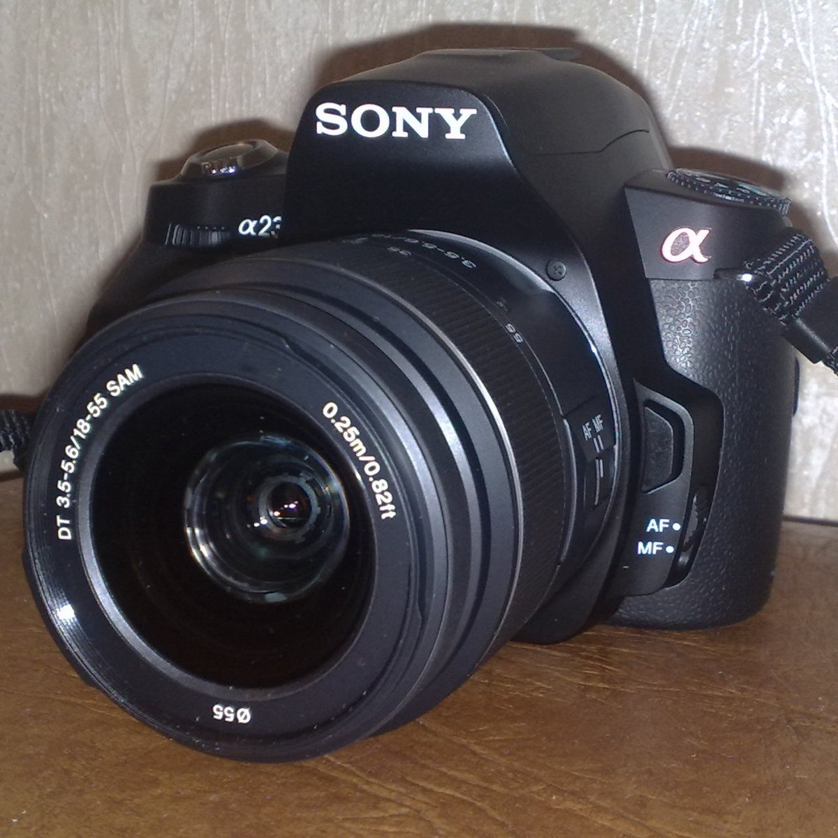Sony Alpha 230 Wikipedia