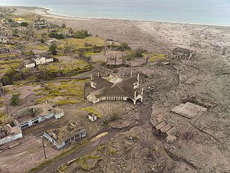 Science studies - The aftermath of the 2007 Soufrière Hills eruption in Montserrat