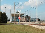 South Bend Airport train station 2004-12 (8873641690).jpg