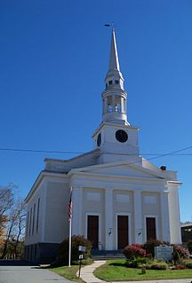 St. Johnsbury Main Street Historic District United States historic place