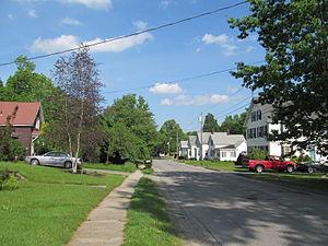South Ashburnham, Massachusetts - South Main Street