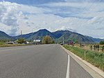 South at US-89 & SR-147 (W 1600 South) in Mapleton, Utah, Apr 16.jpg