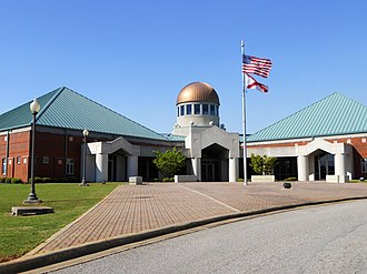 Lee County, Alabama - Image: Southern Union SCC Opelika Campus