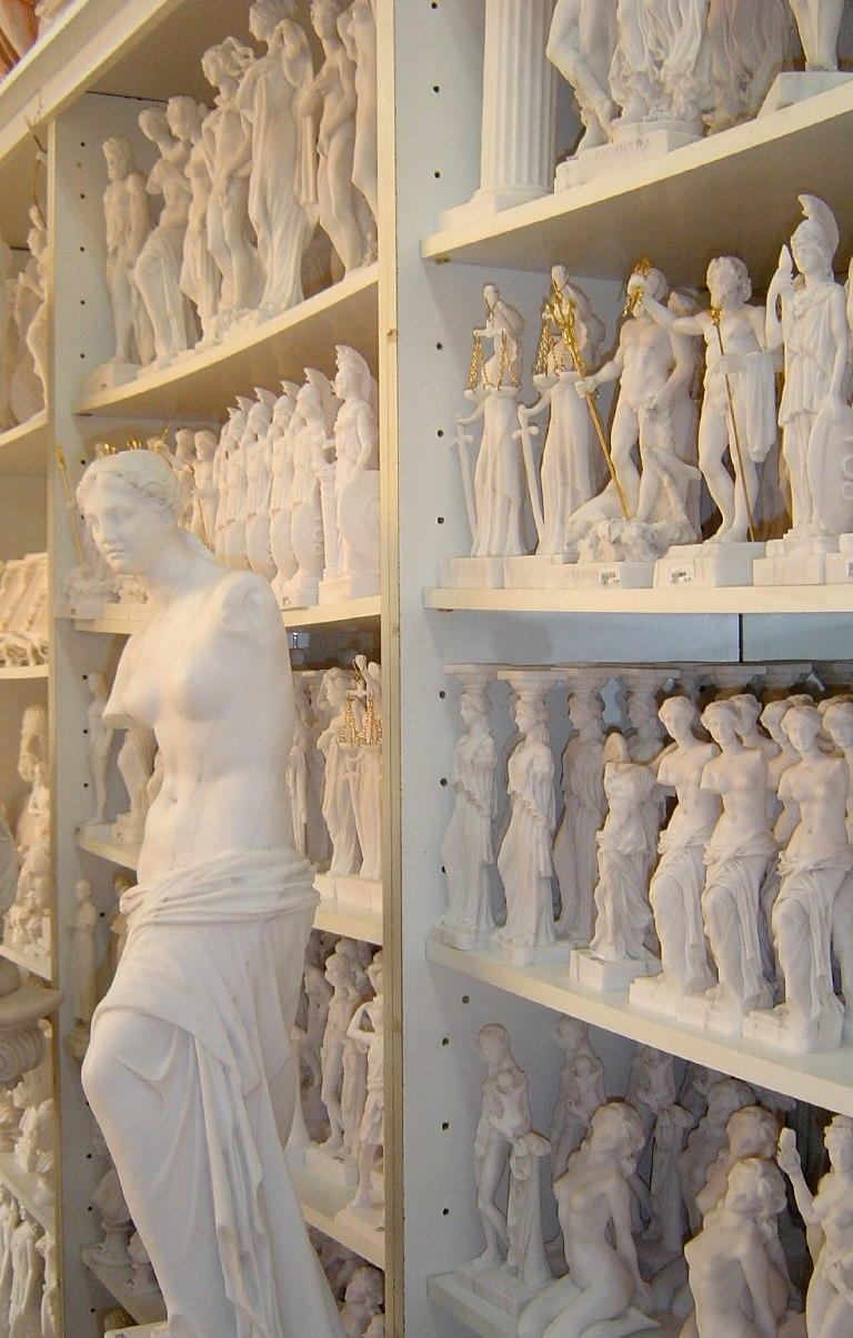 Souvenirs-Athen