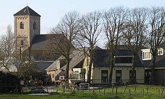 Haarlemmerliede en Spaarnwoude - Spaarnwoude town centre