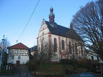 Klosterkirche Spabrücken