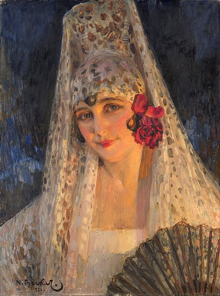 File:Spanish Girl by N.Berker.jpg