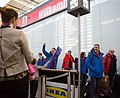 Special Olympics World Winter Games 2017 arrivals Vienna - France 04.jpg