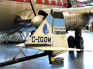 Spectrum Aircraft - Image: Spectrum Beaver RX550 C IGOW 02
