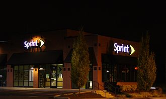 "Sprint Corporation - This ""Sprint Store by ccComm"" located in Hillsboro, Oregon sells Sprint-branded wireless products and services exclusively."